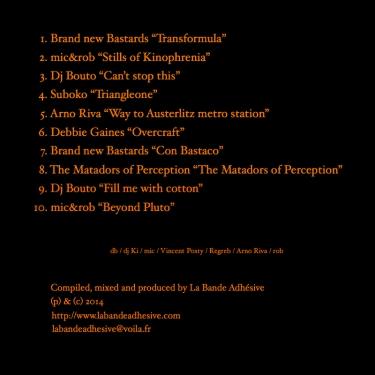 La bande Adhesive, Louder than Silence #4
